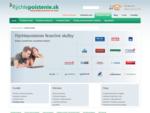 Rýchlepoistenie finančné služby | poistenie - hypotéka - leasing