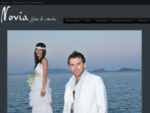 Novia. gr - Φωτογραφία | Γάμος | Βάπτιση | Μπομπονιέρες | Προσκλητήρια