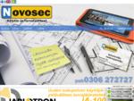 Novosec Oy, Hälytin- ja Turvalaite maahantuonti ja tukkumyynti