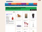 NOWINEX sklep artykuły dekoracyjne, upominki, kwiaty sztuczne, dekoracje wnętrz, ceramika ...