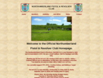 Northumberland Pistol and Revolver Club - The Official Website