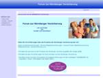 NÜRNBERGER Versicherung mit Online Angebots Anfragen