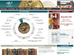 Site numismatique, monnaies, billets de collection, médailles, jetons