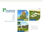 Įmonių grupė Nuova — nekilnojamojo turto projektai