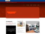 Progettazione di interni in 3D - Cefalù - Palermo - Nuova Ceramica Rosso