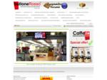 Ersatzteile für Espressomaschinen und Kaffeemühlen | Bullone Rosso Online Shop