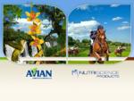 NutriScience Products en Avian Birdfood te Texel, Paarden- en Vogels-supplementen.