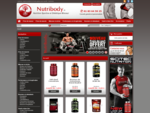 Nutribody proteine pour musculation