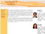 Nutrição e Clínica