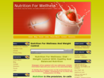 Nutrition, Wellness, Diet