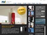 Installera NVI skorsten som är trygg och säker