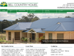 Home - Bell Country Homes - Kit Homes and Home Builders for Northern NSW Inverell Narrabri Glen Inne