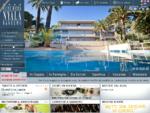Sanremo Hotel | NYALA SUITE HOTEL SANREMO | Sanremo Hotel 4 stelle Liguria | Alberghi Sanremo ...