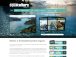 NZ Aquaculture Magazine