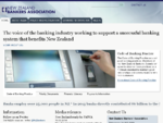 Home » New Zealand Banker39;s Association