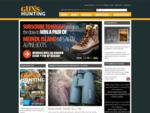 New Zealand Guns Hunting Magazine