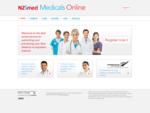 New Zealand Immigration Medical, NZ Immigration Medicals – NZimed