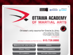 Ottawa Academy of Martial Arts - Jiu Jitsu, Muay Thai Kickboxing, Mixed Martial Arts (MMA), Kettl