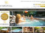 Hydropool hot tubs and swim spas Ireland