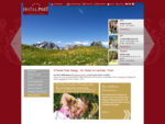 4 Sterne Hotel Post Steeg - Urlaub Lechtal Tirol