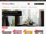 Oblékáme Okna - Záclony pro Váš dům