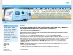 DTCARAVANS s. r. o. - Obytné prívesy, karavany, prívesné vozíky, pojazdné stánky s občerstvením - b