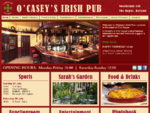 O'CASEY'S Irish pub The Hague