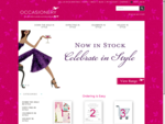 Occasionery | Invitations for Weddings, Birthdays, Baby Showers Special Occasions