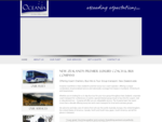 Oceania - New Zealand Luxury Bus Company - Charter, Coach Hire, Tours