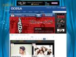 OCESA - Conciertos, eventos, espectà¡culos y deportes en México - Inicio