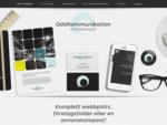 Webbyrå i Växjö - webbdesign, webbutveckling och grafisk form till företag