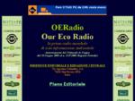 Our Eco Radio informazione su ambiente, ecologia, qualità e stili di vita.