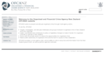 Home | OFCANZ - Organised Financial Crime Agency of New Zealand