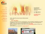 OFENHAUS Hillemann in Marburg Ebsdorfergrund Wittelsberg Kachelöfen, Speicherkamine, ...