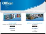 Officer - Pesulakoneet ja Toimistokalusteet - Etusivu