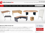 Home - Office Furniture Hire