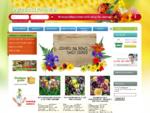 Internetowe Centrum Ogrodnicze - najtańsze cebulki kwiatowe, nasiona i sadzonki kwiatów!