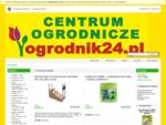 ogrodnik24. pl internetowy sklep ogrodniczy, centrum ogrodnicze, hurtownia ogrodnicza Warszawa pol