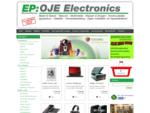 WELKOM IN DE WEBSHOP VAN OJE ELECTRONICSnbsp;-nbsp;EP OJE electronics uit Delfzijl, uw specialis