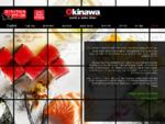 אוקינאווה Okinawa - Sushi and Sake Dinner