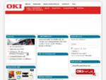 OKI SERVICE Divisão de Serviços da OKI em Portugal - Início