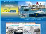 OLERON-CROISIERES Promenades et Pecirc;che en mer agrave; Oleacute;ron - Fort Boyard - Ile d'Aix