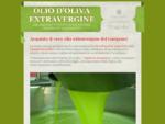 Olio extra vergine di oliva del Gargano