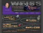 Oliver Weiss: Lichtverleih Tonverleih Verleih Veranstaltungen Studio Aufnahmen Tontechnik Karaoke De