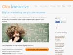 Posizionamento Siti Web | Olos Interactive | Milano