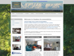 Omakau Accommodation NZ Otago Central Rail Trail Accommodation Motels, BB, Disabled Access