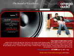 אומגה אודיו | יבוא ייצור ויצוא רמקולים