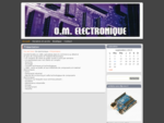 Om electronique | Magasin d039;électronique sur Grenoble