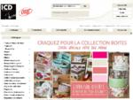 OMF grossiste cadeaux, décoration - Site de icommerce par ITIS Commerce