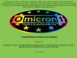 Homepage Omicron 1 distributore esclusivo per l'italia dei prodotti Reba e dei relativi ricambi